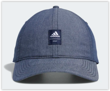 Adidas Mully Performance Cap Blauw