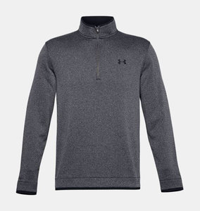 Under Armour SF Storm 1/2 Rits Sweater Charcoal