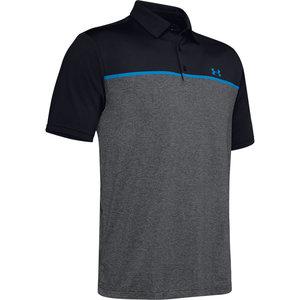 Under Armour Playoff 2.0 Polo Shirt Black Blue