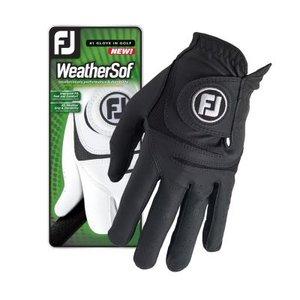 Footjoy Weathersof handschoen heren zwart