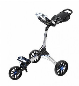 BagBoy Nitron Golftrolley Wit Blauw