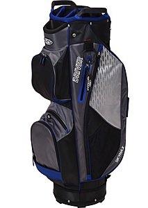 Skymax Driver Cartbag Zwart Blauw Charcoal