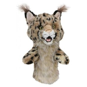 Daphne Headcover Driver Bobcat