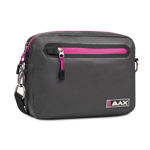 Big Max Aqua Value Bag Charcoal Pink