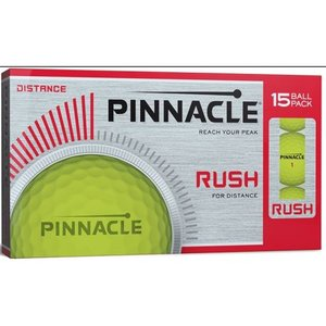 Pinnacle Rush Geel 15 Pack