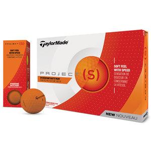 Taylormade Project S Oranje 12 stuks