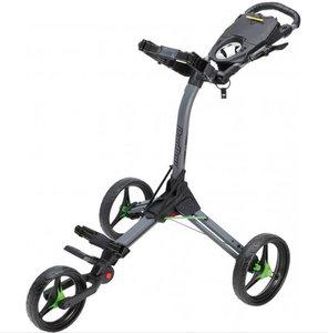 Big Max IQ+ Golftrolley Zwart Lime