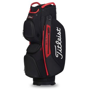 Titleist Cart 15 StaDry Black Red