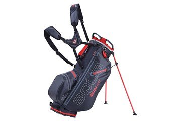 Big Max Aqua 8 Standbag Black Red