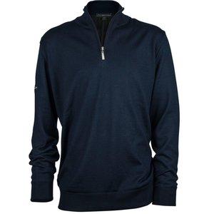 Greg Norman Golf Sweater Navy