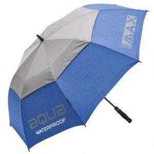 Big Max Aqua Golf Paraplu Blauw