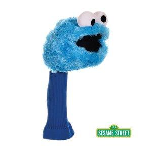 Sesamstraat Headcover Driver Cookie Monster