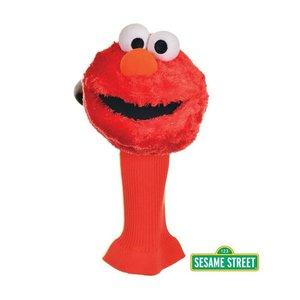 Sesamstraat Headcover Driver Elmo