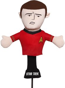 Chief Engineer Scotty Star Trek Headcover Driver