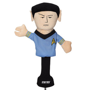 Commander Spock Star Trek Headcover Driver