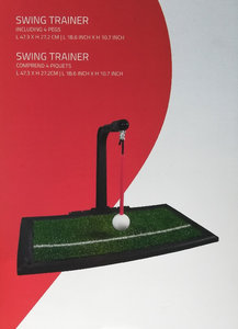 Pure4Golf Swing Trainer