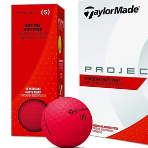 Taylormade Project S Sleeve Rood
