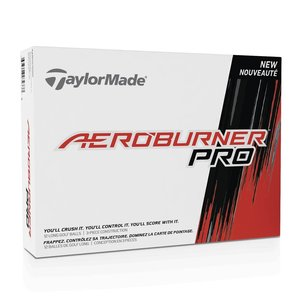 Taylormade AeroBurner Pro Golfballen