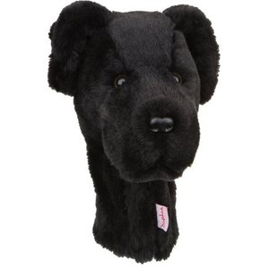 Daphne Headcover Driver Black Labrador