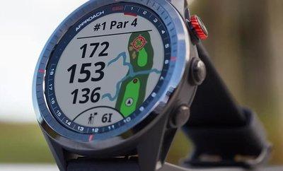 Garmin S62 Premium Golf GPS Zwart