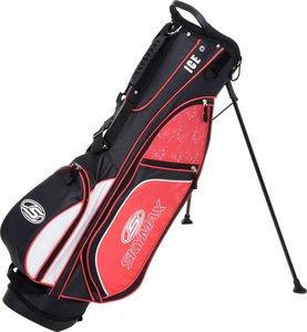 Skymax 7-inch Standbag Zwart Rood
