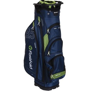 Fastfold Cartbag 8.5 Navy Lime