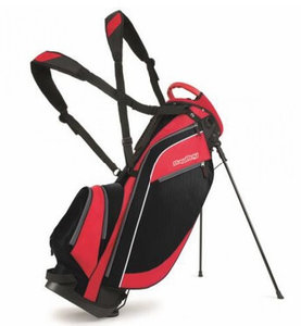BagBoy Standbag Super Lite Black Red