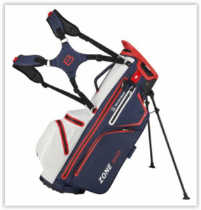 Bennington Standbag Zone-14 DB Navy White Red