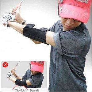 Golfswing trainingsmiddel Gestrekte Arm