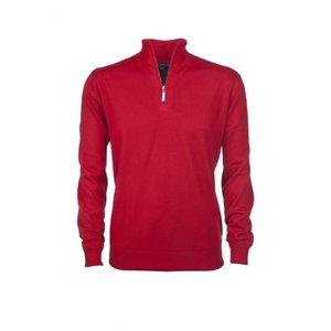 Greg Norman Golf Sweater Rood