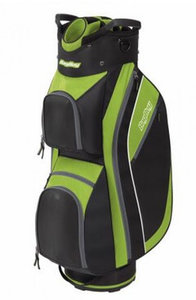 BagBoy Super Lite Cartbag Zwart Lime