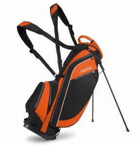 BagBoy Standbag Super Lite Black Orange