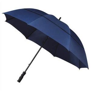 Eco Golf paraplu Stormvast Donker Blauw