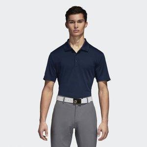 Adidas Performance Golf Polo Shirt Navy
