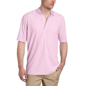 Greg Norman Performance Micro Pique Golf Polo Roze