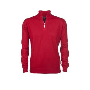 Greg Norman Golf Sweater Rood