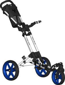 Fastfold 360 Flex  Golftrolley Wit Kobalt