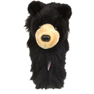 Daphne Headcover Driver Black Bear
