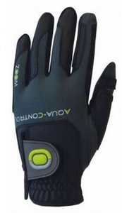 Zoom Aqua Control Flexx Fit Mens Golf Charcoal Lime