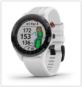 Garmin S62 Premium Golf GPS Wit