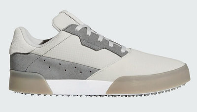 Adidas Adicross Retro Wit Grijs Kindergolfschoen