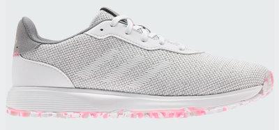 Adidas S2G  SL Dames Golfschoenen Grey Pink