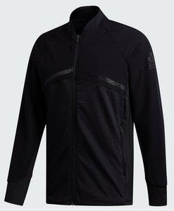Adidas Hybrid F Zip Jacket Zwart