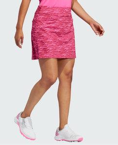 Adidas Dames Ultieme Print Skort Pink