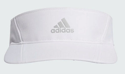 Adidas Comfort Visor White