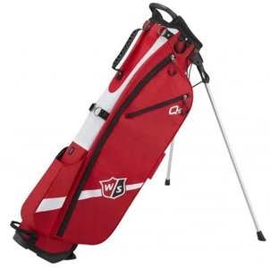 Wilson Staff Quiver Standbag Red