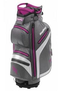 BagBoy DG Lite Dri TL Charcoal White Pink
