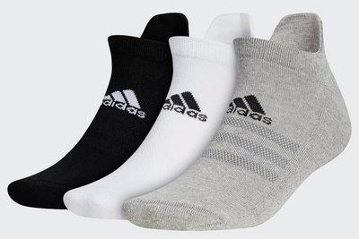 Adidas 3 Paar Golf Sokken Kort Mixed 40-42
