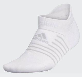 Adidas Dames Golfsokken Wit Grijs