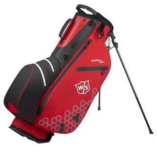 Wilson Staff Dry Tech 2 Waterproof Standbag Red